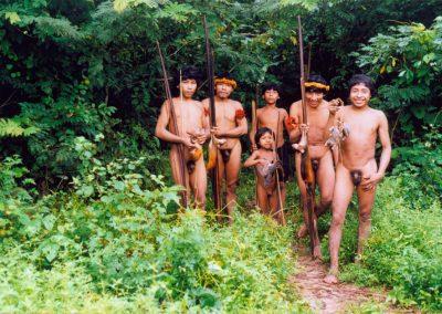 Etnia Huaorani - Awa